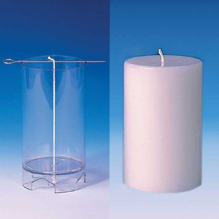 Short Pillar Candle Mould (1)